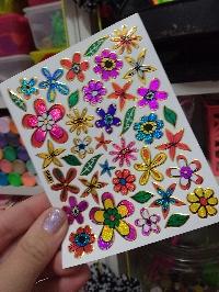 5 Sticker Sheet Swap #3 International