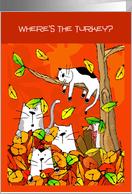 Thanksgiving Card Swap #8