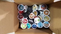 KCUP COFFEE SWAP 1A - USA ONLY