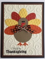 AFWLS - Thanksgiving Card and Flat Surprise #2