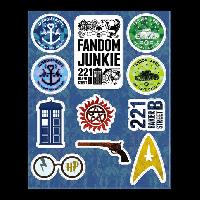 Sticker Sheet Swap #6