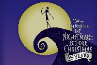 Nightmare Before Christmas Profile Deco