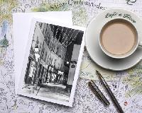 Tea & A Notecard