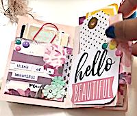 Mini Flipbook - Let your Creativity Flow!