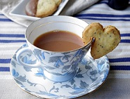 TBR:Tea and Your Favorite Cookie Recipe