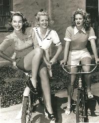 Vintage Ladies Art Deco ♡