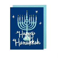 Hanukkah Card Swap - INT'L