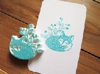 Stamped Images for paper crafts
