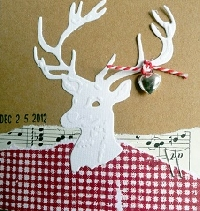INTL: Handmade Christmas Card (quick sign up!)