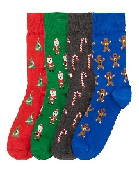 Christmas Sock Swap - UK