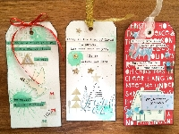 (USA) TAG Flip: Holiday and/or Winter theme