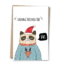 Funny Christmas Card Swap - USA only