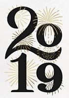 New Years Card Swap - International