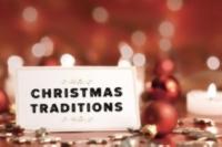 Christmas Card Holiday Tradition