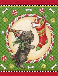 Quick, Send me a Christmas Card - USA
