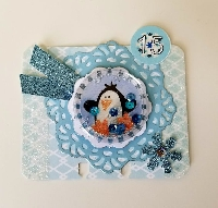 RF: Altered Winter-Themed Rolo with an ATCoin