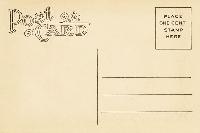 Easy Postcard #8---- edited