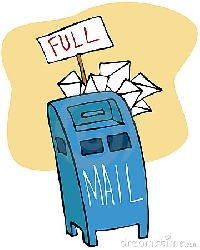Stuff the Mailbox #19