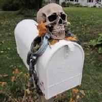 Stuff the Mailbox- Halloween Inspired