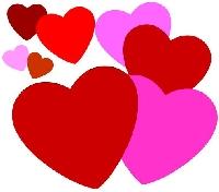 Valentines Card Swap #1 USA