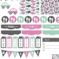 Planner Stickers Swap