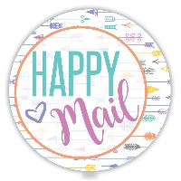 5 Partners 10 Things 5 Handfuls of Happy Mail USA
