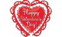 Valentine's Day Dollar Store Scavenger Hunt