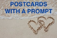 Postcards With a Prompt #26 - US Only