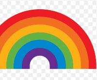 Rainbow Pocket Letter