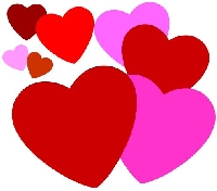 Reuse Valentine Card Front as PC #2 USA