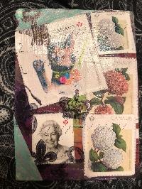 WIYM: Postage Stamp ATC