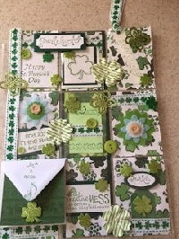 St.Patrick's Day Pocket Letter