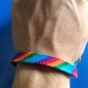 Friendship Bracelet - USA