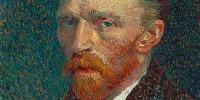 Van Gogh Postcard