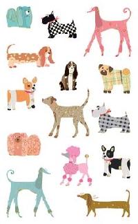 Deco Envie # 7 theme Dogs