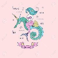 🦄Unicorn ATC Series INTL - 3 of 9: Seahorse!