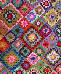 Crochet Square Swap #6