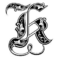 Alphabet ATC Series: K