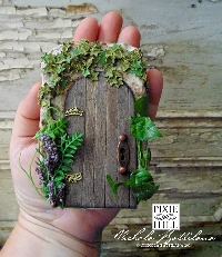 SUSA-Building A Faerie Door
