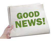 ESG: Good News!