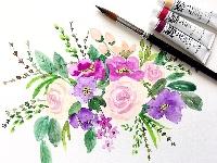 AAA - May Flowers