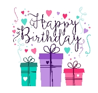 Happy Birthday Card MAY
