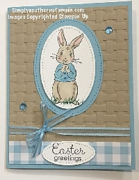 Easter Card Swap #2