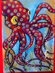 HD/P Funky Octopus ATC