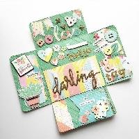 Envelope Gift Mini Album