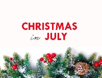 Christmas in July: Card Swap