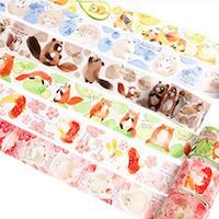 Themed Washi Swap #3: Animals 🐱