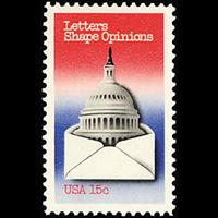 ✉ Favorite Postage Stamps — USA #4