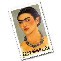 ✉ Favorite Postage Stamps — USA #6
