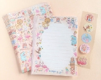 3 Blank Letter Sets in an Envie USA #4